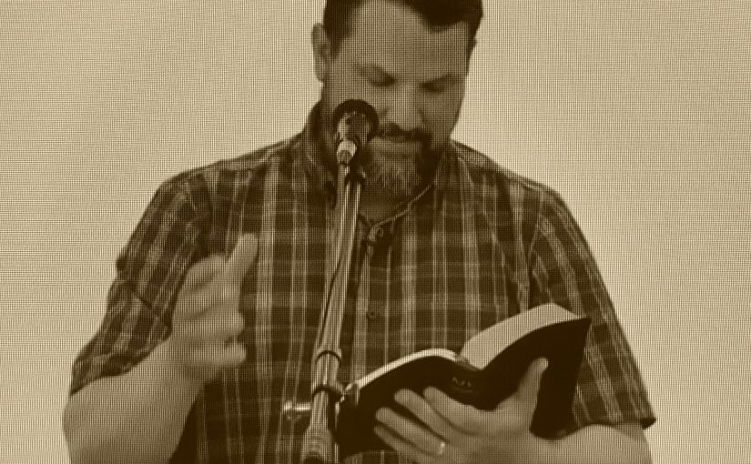 Hear the Sound of the Trumpet: The Call to Worship – BrianLong