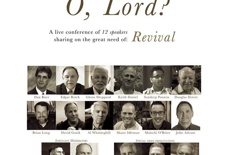 Revival Prayer Call & Upcoming Revival Conference